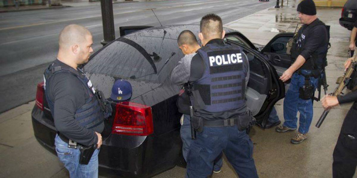 Arrestan a 61 inmigrantes en Nevada; 45 son mexicanos