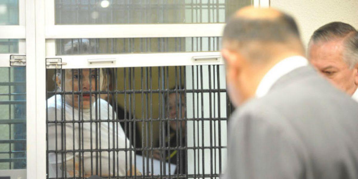 Ratifican negativa de prisión domiciliaria a Elba Esther