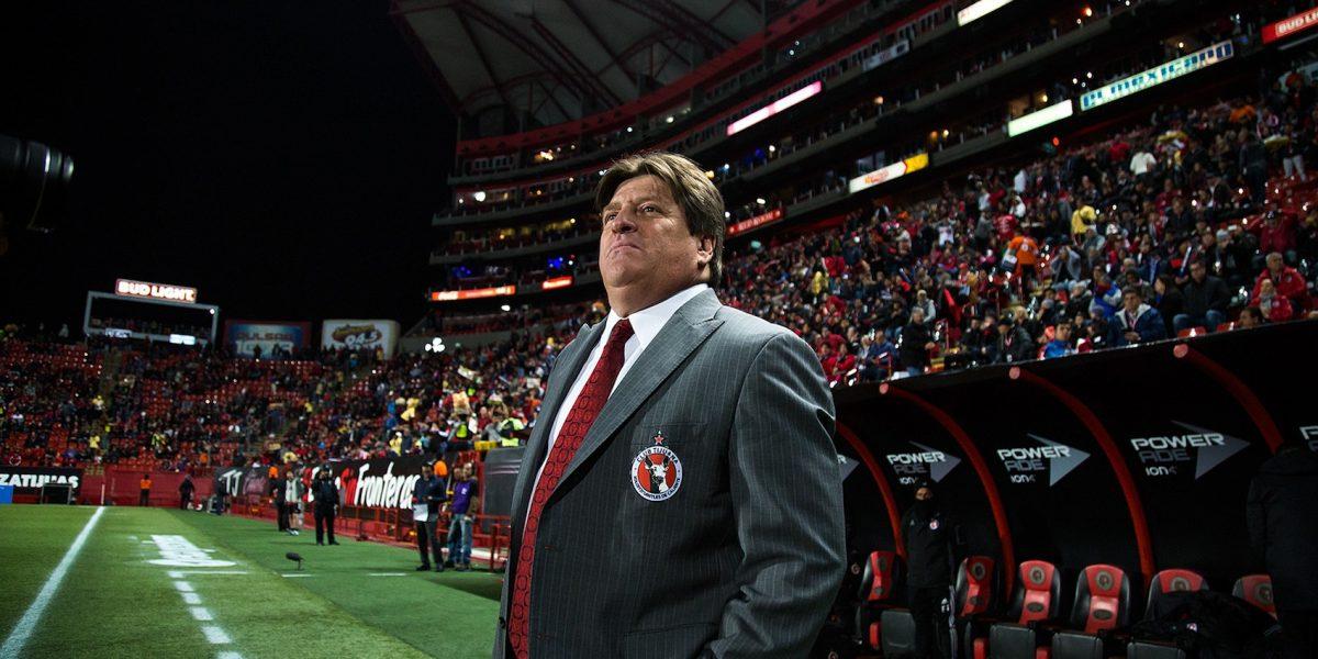 Miguel Herrera asegura que no podría despreciar al América