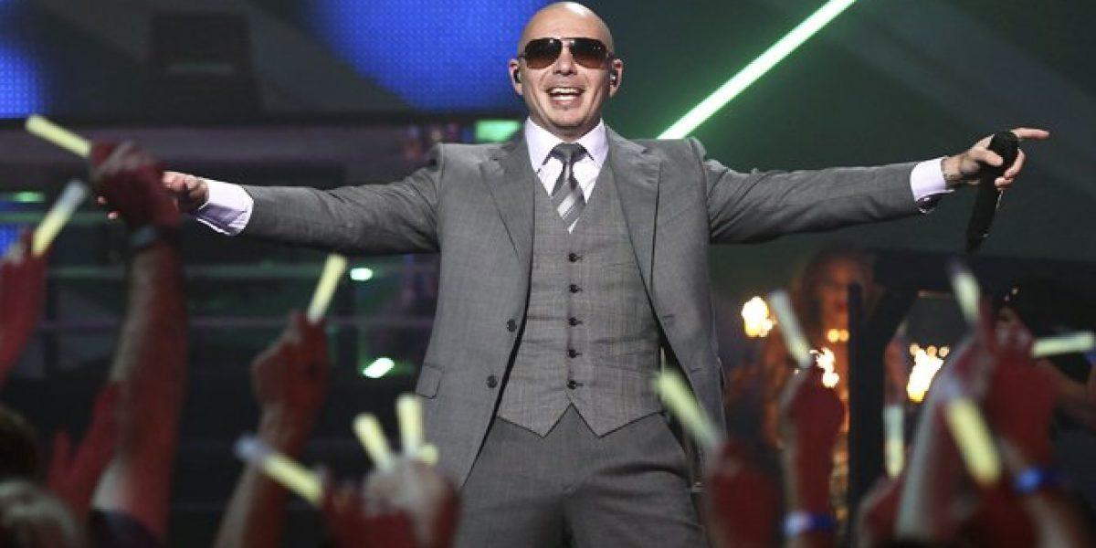 """Pitbull nos mueve a un verdadero """"Cambio Climático"""""""