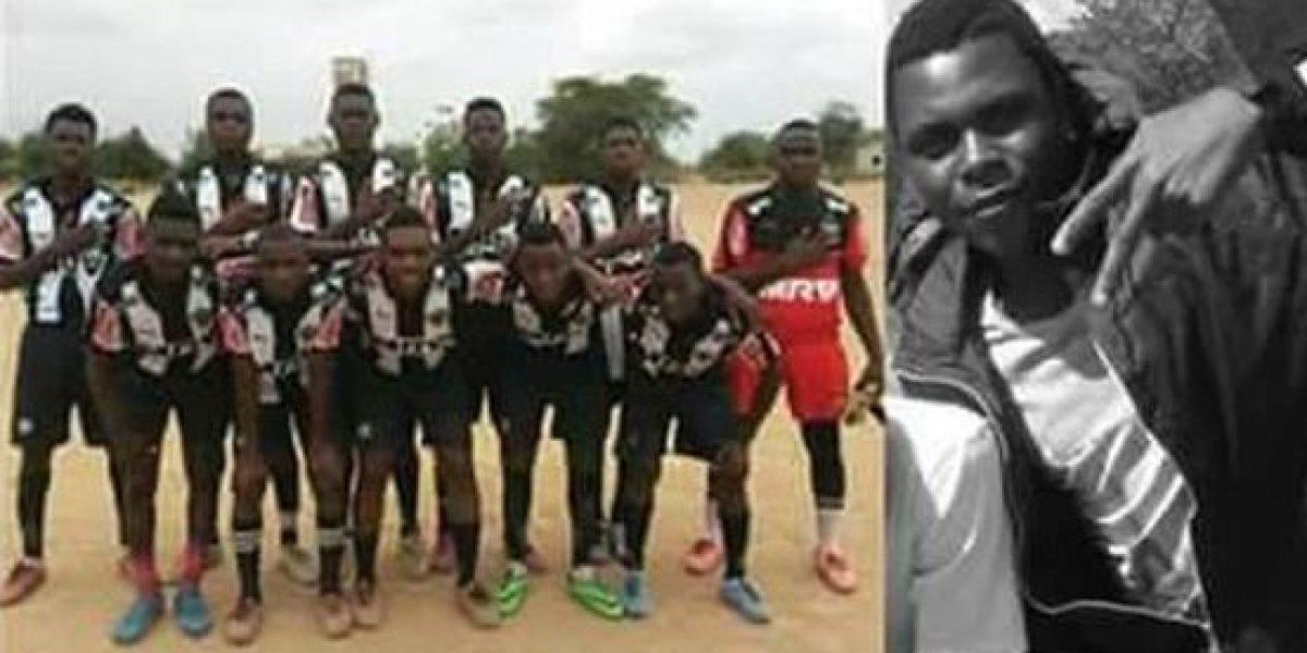 Resultado de imagen para muere futbolista por cocodrilo