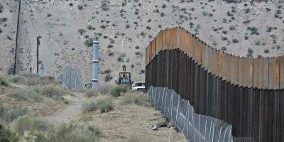 Trump quiere un muro