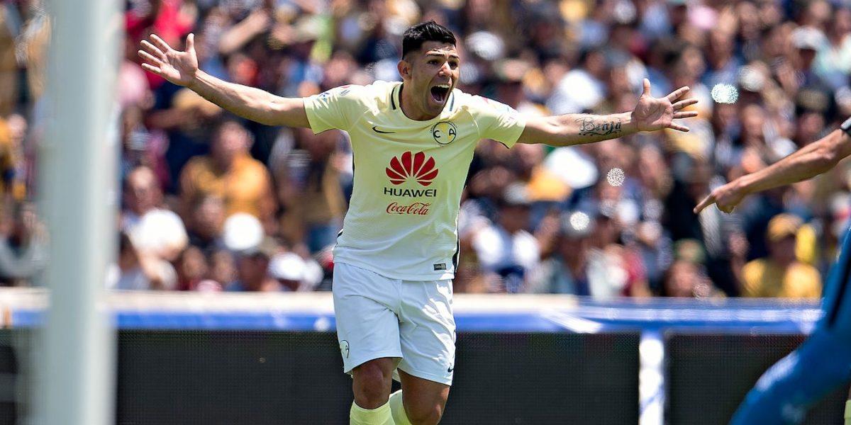 VIDEO: Gol de Silvio Romero de América ante Pumas ¿Y la defensa?