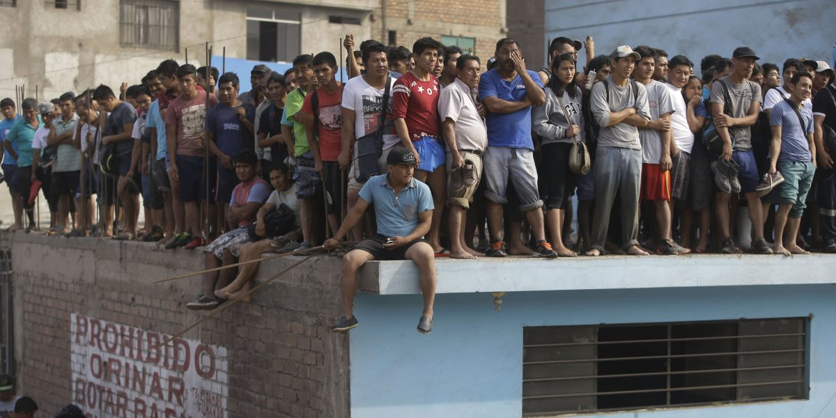 7 impactantes fotos de las inundaciones de Perú, ya van 72 muertos
