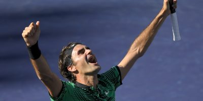 Roger Federer logra su quinto título de Indian Wells