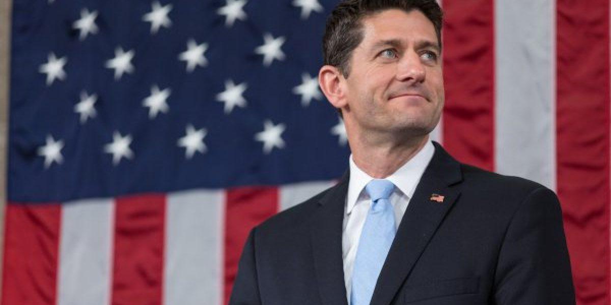 Paul Ryan confía en que ley para reemplazar al Obamacare será aprobada el martes