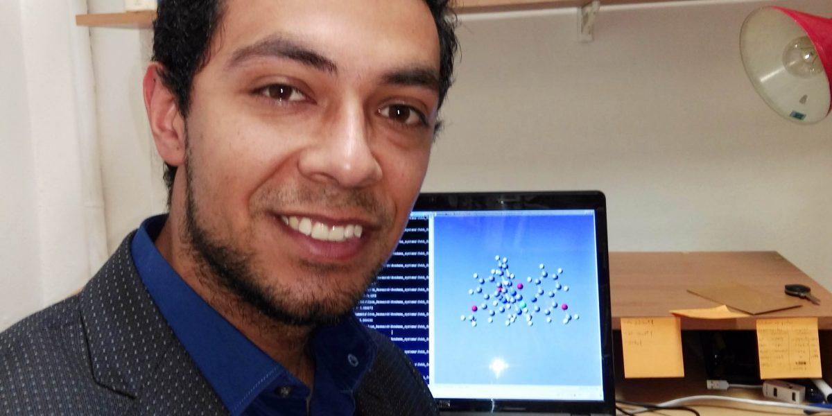 Egresado de la UNAM convivirá con 30 destacados Premios Nobel