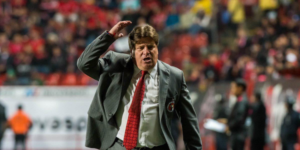 Piojo Herrera y Boselli son suspendidos tras la jornada 11