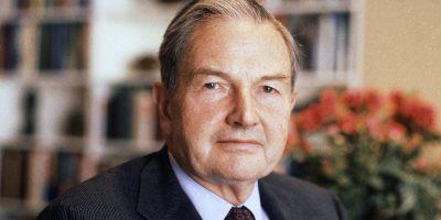 Muere el financiero David Rockefeller a los 101 años de edad