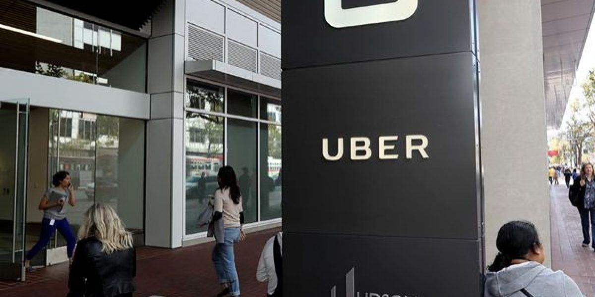 Renuncia presidente global de Uber