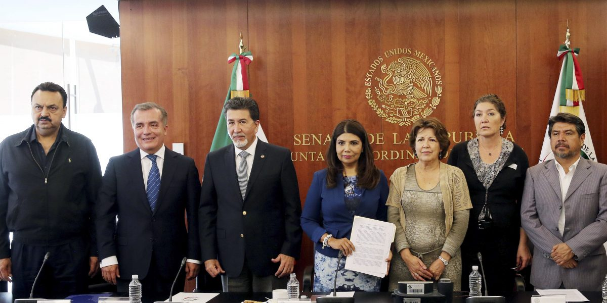 Proponen 4 aspirantes a fiscal anticorrupción