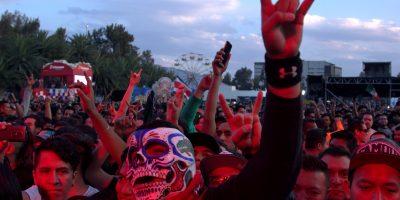 Vive Latino satisface a 80 mil asistentes en última jornada de conciertos