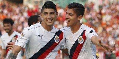 Pulido-Zaldívar, la dupla del gol en el Rebaño Sagrado