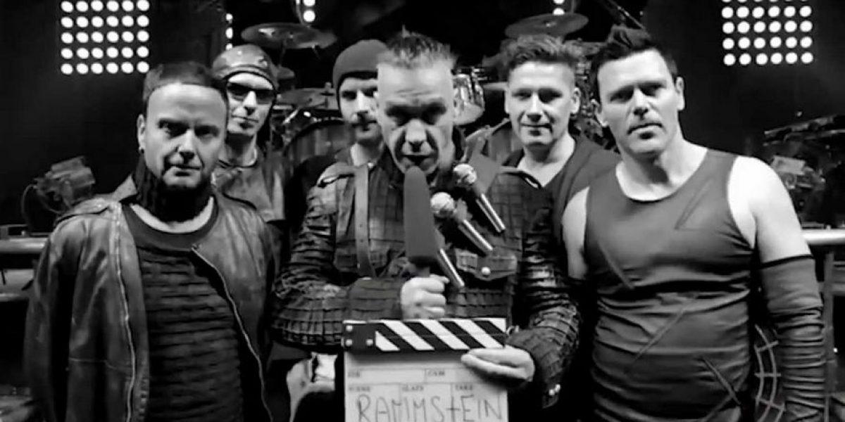 Rammstein, listo para llegar a la pantalla grande