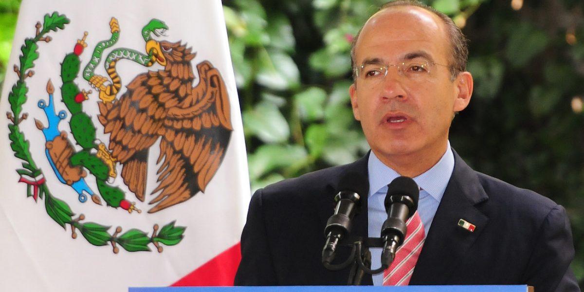 Felipe Calderón pide cárcel para mexicano presunto ladrón del jersey de Tom Brady