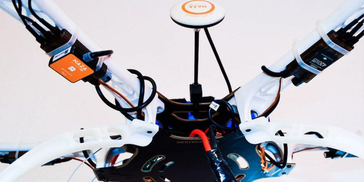 Mexicanos crean sistema de programación para automatizar drones