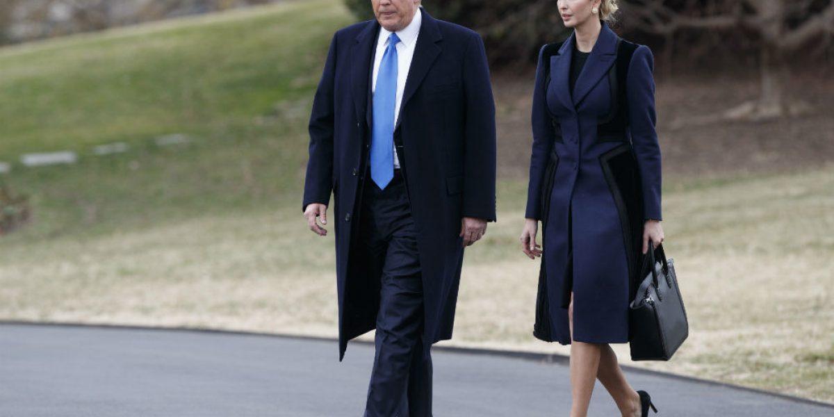 Ivanka Trump tendrá su propia oficina en la Casa Blanca