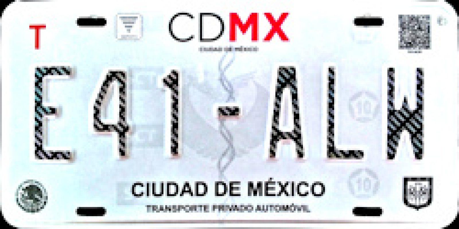 pago tenencia ciudad de mexico refrendo placas ciudad de