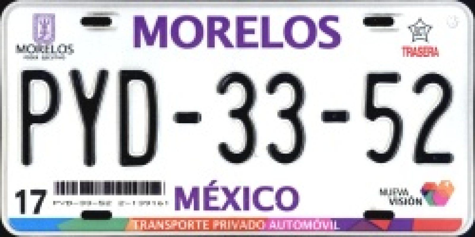 mor2013. Imagen Por: Morelos