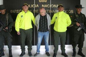 Policía colombiana deporta al narcotraficante británico John Riley, alias 'El Inglés'