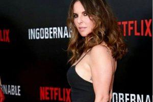 """Kate del Castillo enfrenta nuevo proceso judicial por tema """"Chapo"""""""