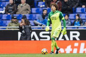 ¿Qué necesitan Ochoa y el Granada para evitar el descenso?