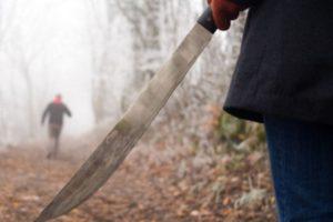 Hombre asesina con machete a tres personas en Oaxaca