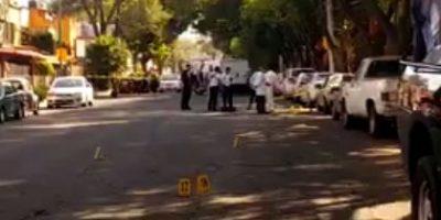 Balacera afuera de la prepa 5 de la UNAM deja dos muertos