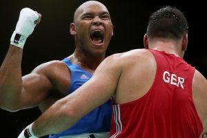 Boxeador vivió en carne propia el ataque frente al Parlamento Británico