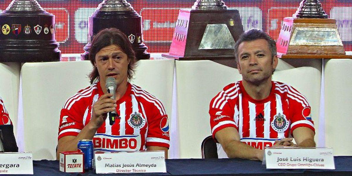 Matías Almeyda reclama a Higuera por insultos contra argentinos