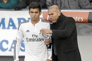 VIDEO: Enzo Zidane sorprende con golazo de chilena en el entrenamiento del Real Madrid