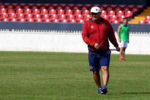 Veracruz presenta a Luna como su técnico en lugar de Carlos Reinoso