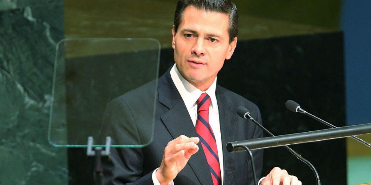 Peña Nieto advierte sobre los peligros del populismo