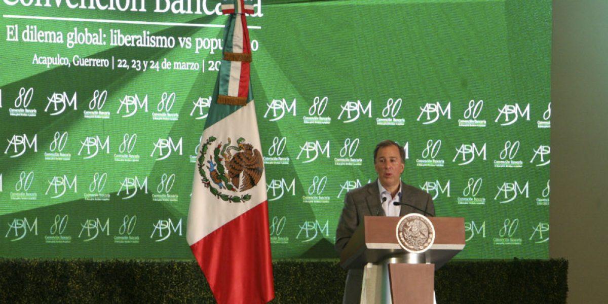 Lavado de dinero genera cientos de reportes en México: Meade