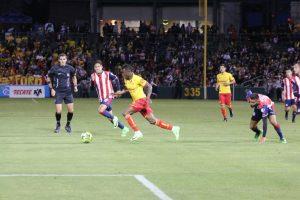 Chivas cae ante Morelia en partido amistoso