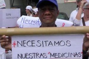 Manifestantes realizan fuertes protestas por desabastecimiento en Venezuela