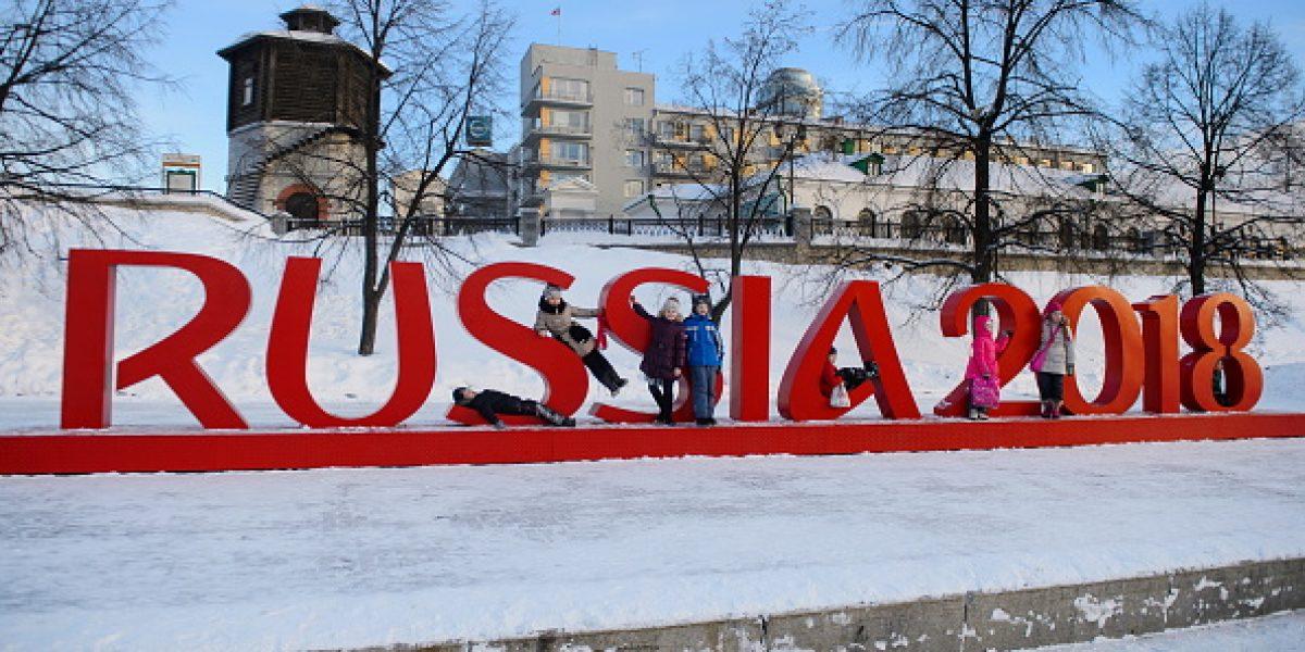 Rusia acusa a Occidente de preparar una campaña para frustrar el Mundial de 2018