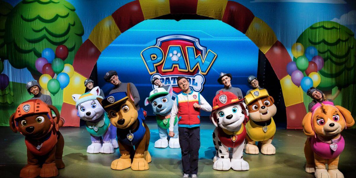"""Show infantil """"Paw Patrol ¡carrera al rescate!"""" ofrecerá 70 funciones en México"""