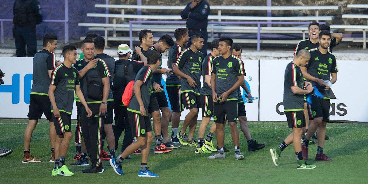 Examen antidoping sorpresa para jugadores del Tricolor