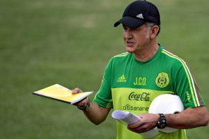 Advierte Osorio que el juego del Tri ante Costa Rica será espectacular