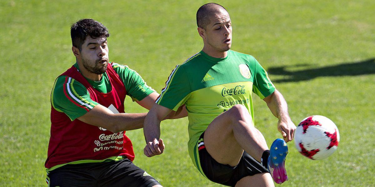 Chicharito va por el récord goleador del Tricolor