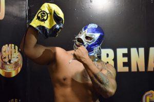 ¡Vuelve la 'Bestia del ring'! Se presenta Pierroth sin máscara en la Arena México