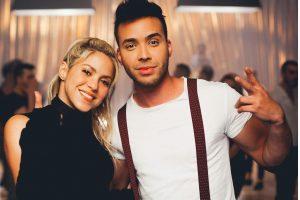 ¡Por fin! Shakira estrena video con Prince Royce
