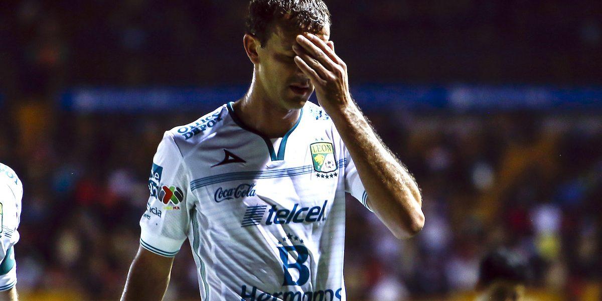 ¡Otra vez! Diego Novaretti queda suspendido de manera indefinida