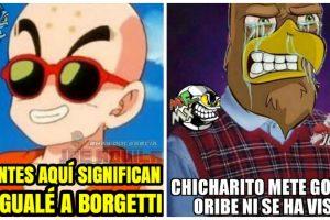 Los memes alaban a 'Chicharito' tras convertirse en el máximo goleador de México