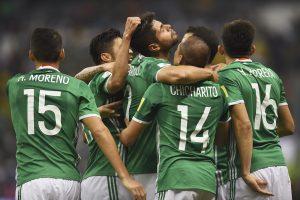 México vuelve a liderar el Hexagonal ¡12 años después!