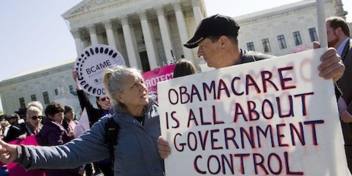 Obamacare explotará muy pronto: Trump