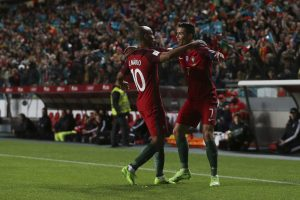 Cristiano Ronaldo brilla con Portugal en Eliminatorias europeas rumbo a Rusia