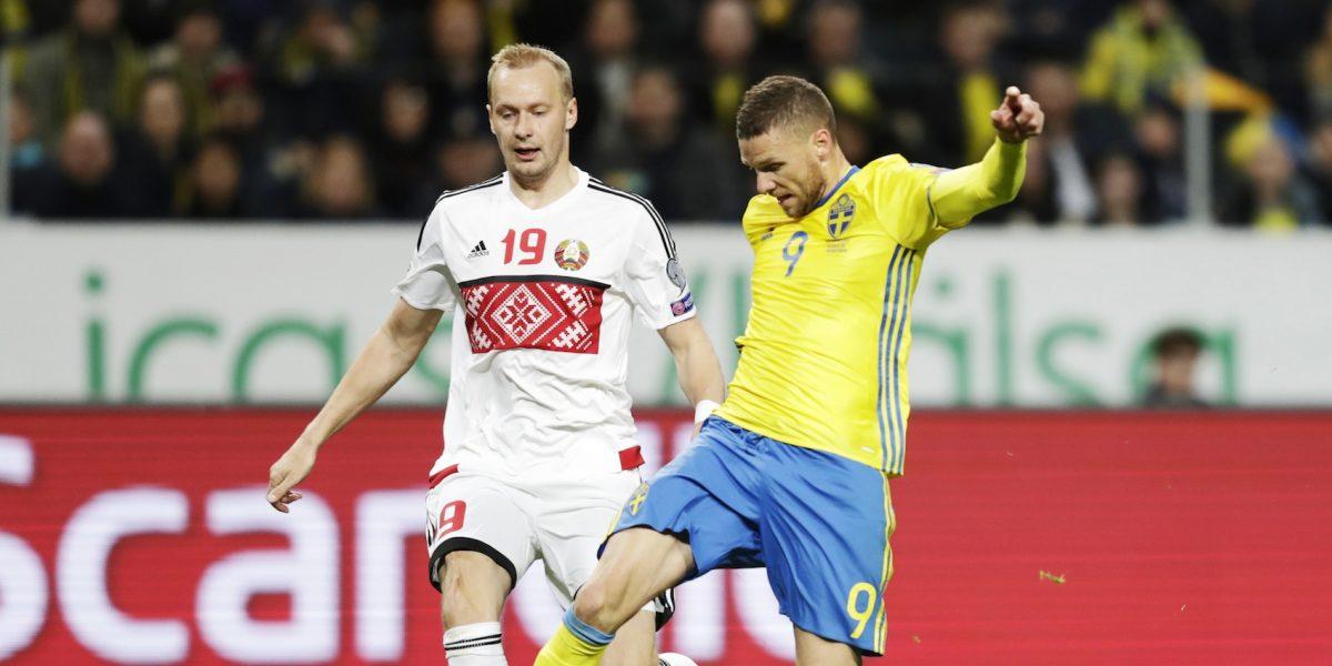Suecia se impone a Bielorrusia en la fecha FIFA