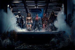 Liga de la Justicia esta cerca, primer trailer oficial